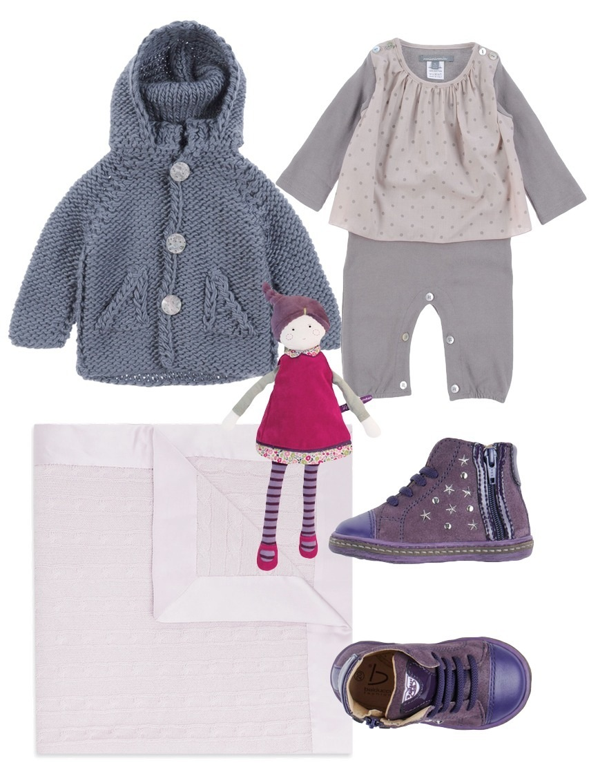 Winter Baby Clothes For Girls