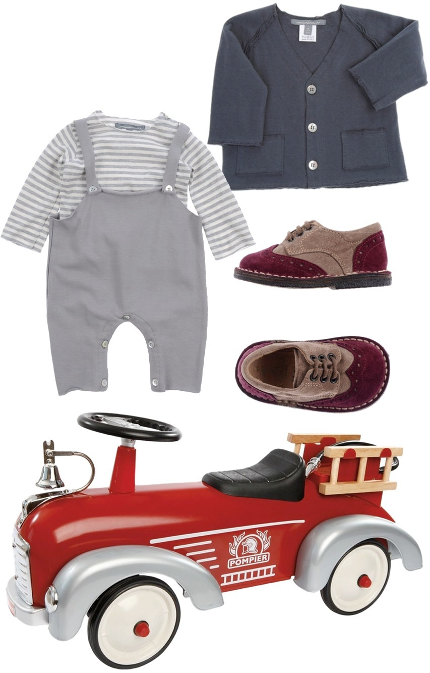 Baby Boy Outfit Winter from Unique Attire
