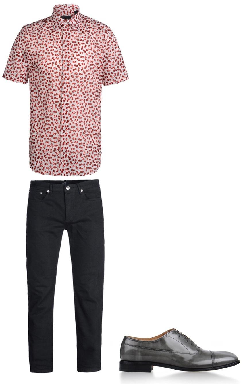 Elegant Dandy outfit for men from Unique Attire.