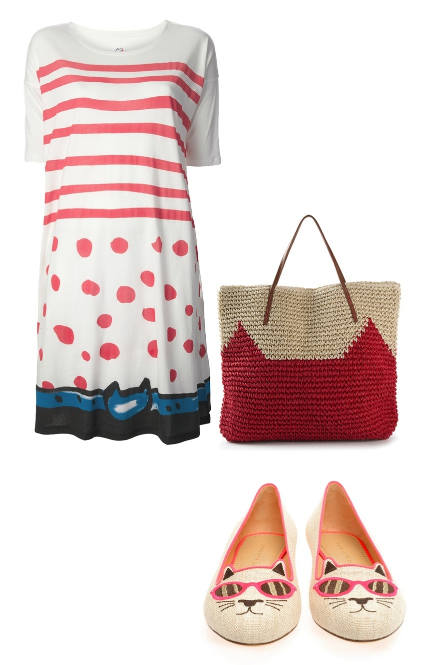 Summer Fun outfit for women from Unique Attire
