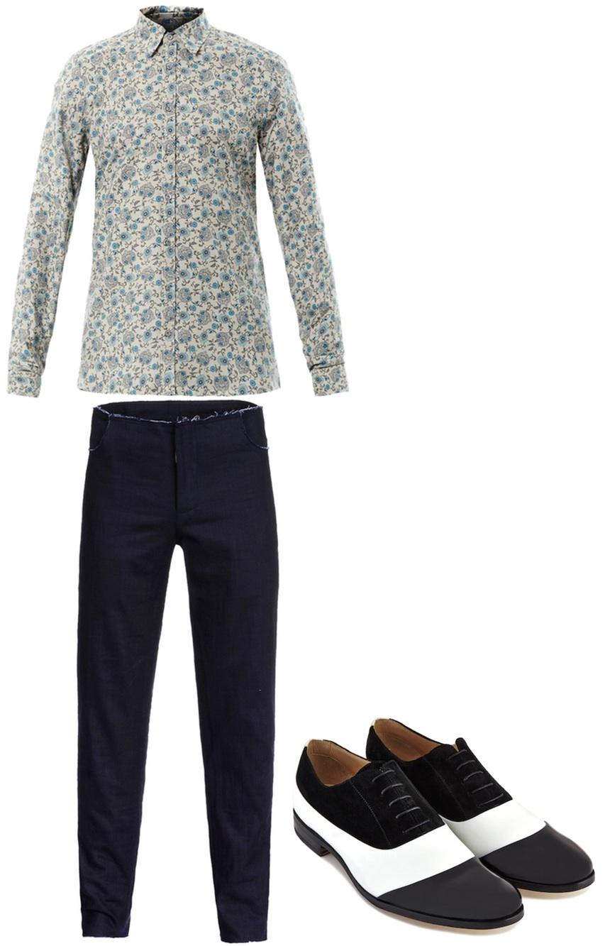 Elegant Dandy 5 outfit