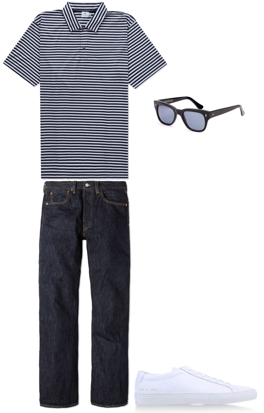 imeless classic outfit for men