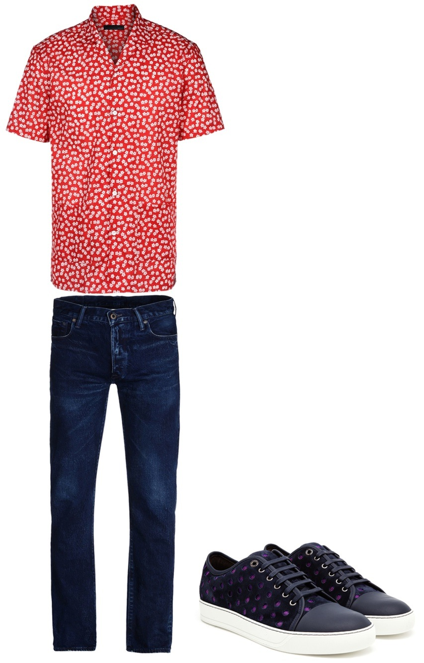 Summer Dandy outfit for men from Unique Attire