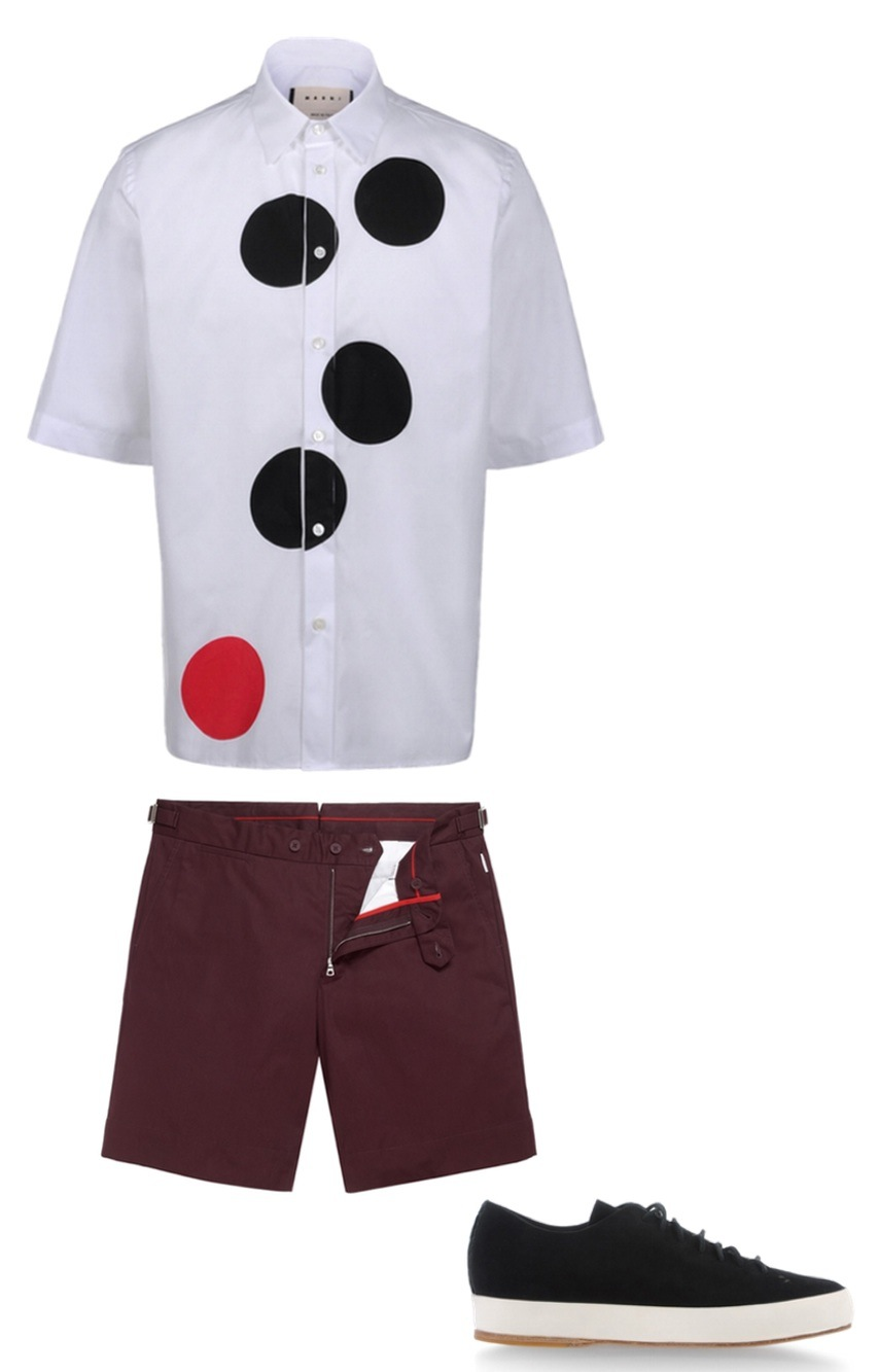 Summer Dandy 2 outfit for men
