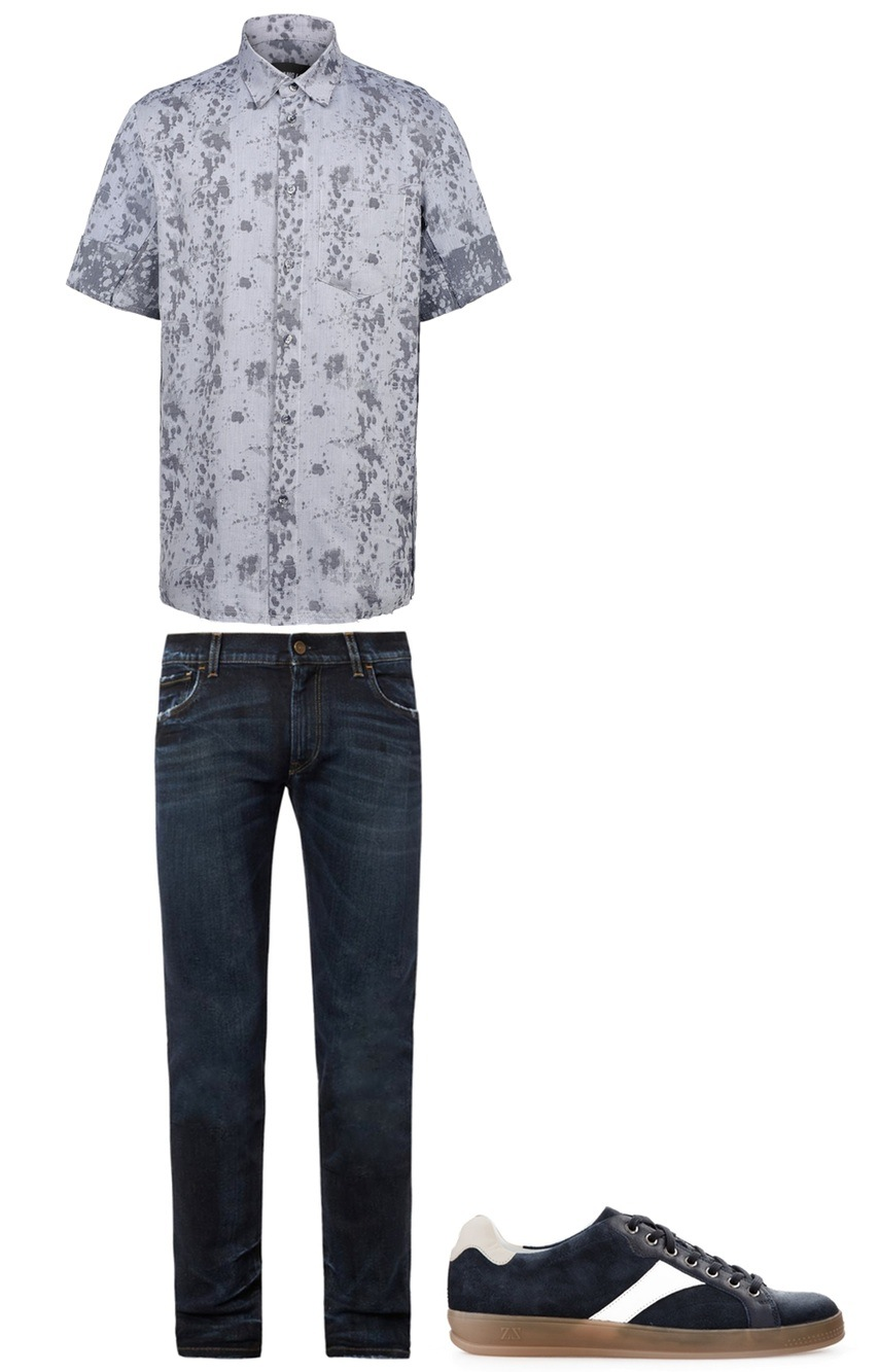 Summer Dandy 3 outfit for men from Unique Attire