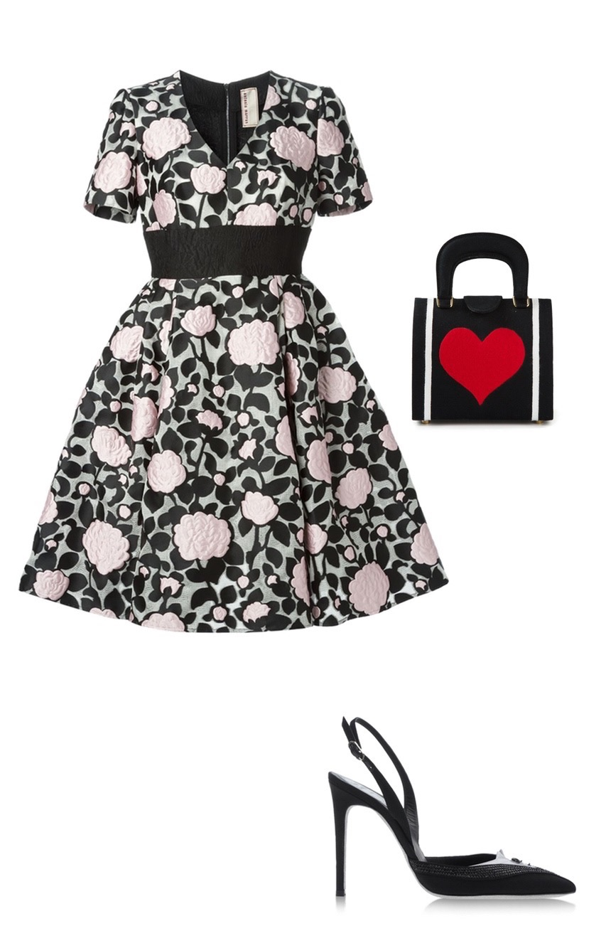 Look 70 Valentine's Day outfit